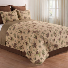 Woodland Retreat Quilt set