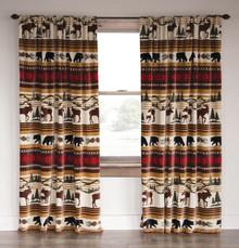 "Hinterland 84"" curtains"