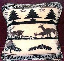 Deer Haven Pillow