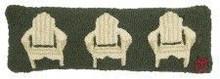 Adirondack Chairs Pillow