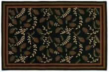 Willows & Cones 6' x 9' Rug