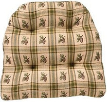 Pine Lodge Chair Pad