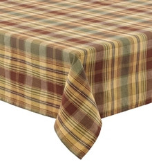 Saffron Tablecloth