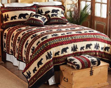 Bear Adventure Blanket