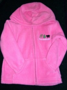 Toddler Fleece, Pink