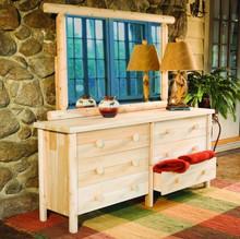 Cedar Dresser