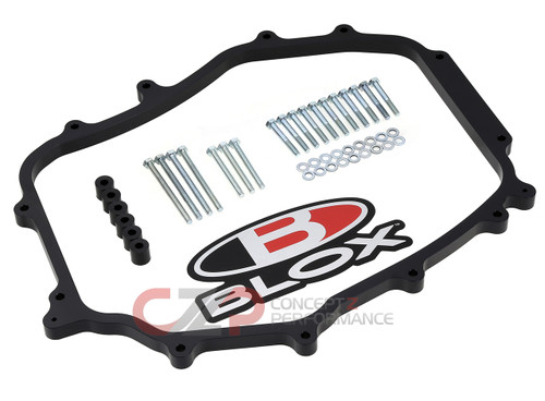 "Blox Thermo Intake Manifold Spacer: 350Z/G35 (5/16"")"
