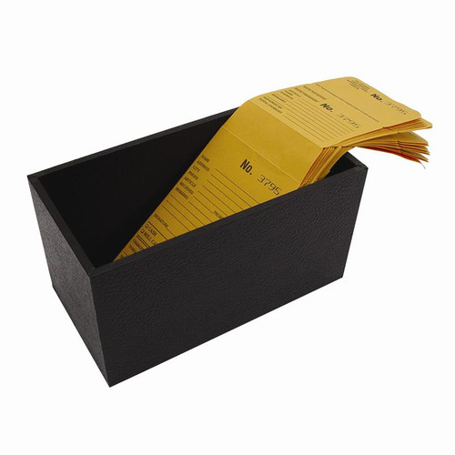 Small jewelry repair envelope organizer wood