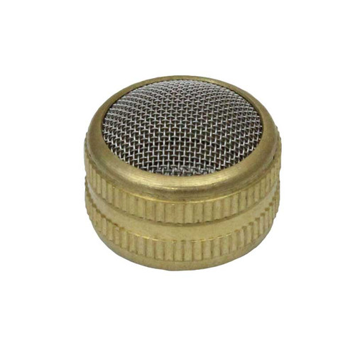 "1"" diameter stainless steel mesh brass ultrasonic cleaning basket"