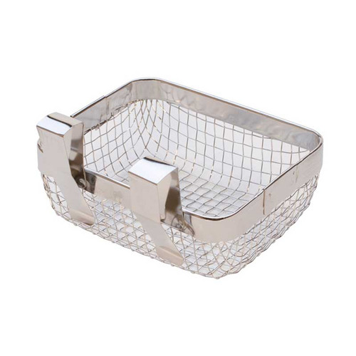 "4"" x 5"" Inch Stainless Ultrasonic Cleaning Basket"
