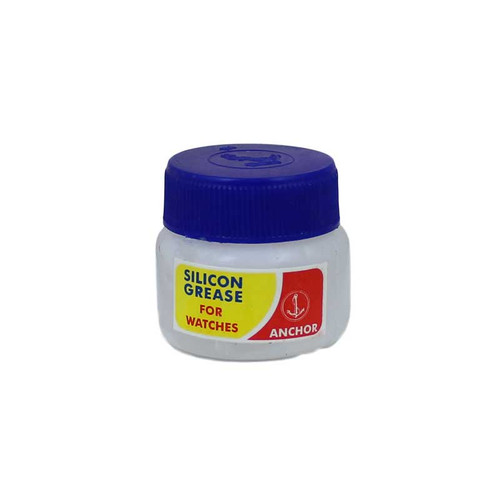 Watchmakers Silicone Grease for Gaskets