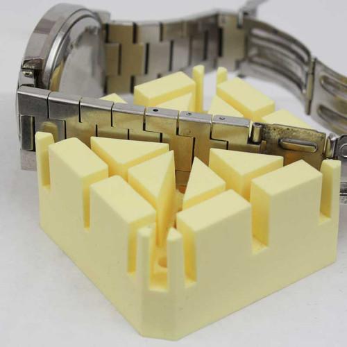 Bergeon 6744-P-S watch band holder base block