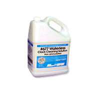 1 gallon of watch and clock cleaning solution without ammonia.