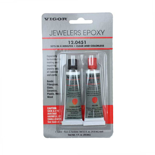Vigor Jewelers Epoxy 12.0451