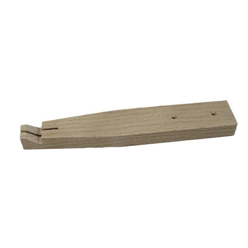 Wood Bench Pin Cutting Jig for Rings