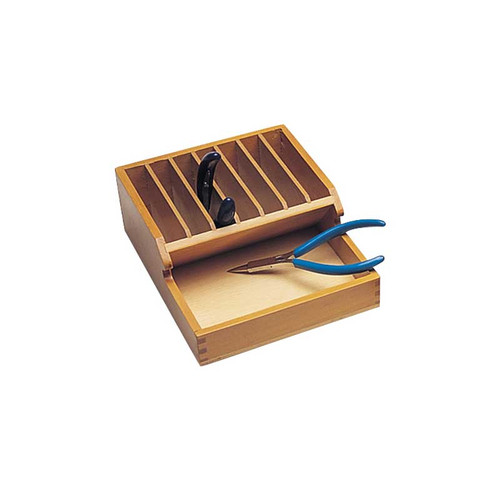 Wood Pliers Rack Organizer