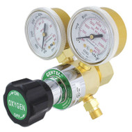 Gentec oxygen regulator for jewelery repair and design