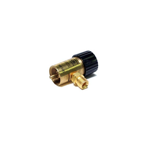 Smith Equipement Brand Regulator and Inlet Connector