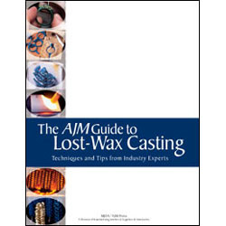 Jewelers guide to casting metals and using wax