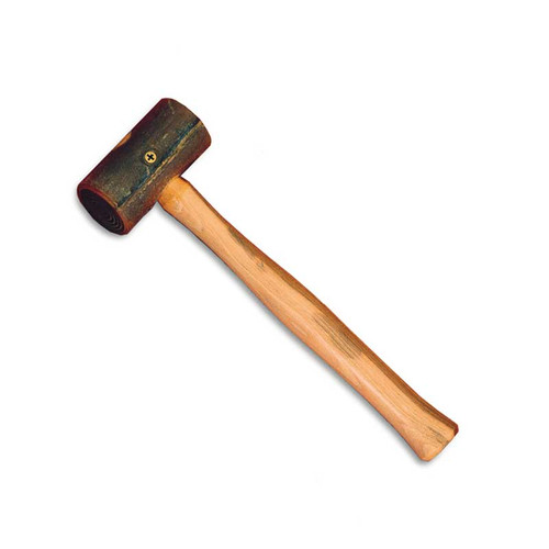 2 Oz. Rawhide Jewelry and Metal Mallet Hammer