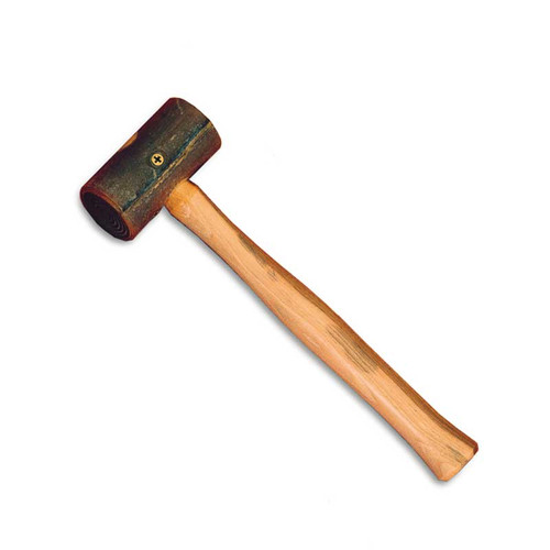 11 Oz. Rawhide Jewelry and Metal Mallet Hammer