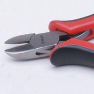 "Reg jaw semi-flush 4 3/4"" EUROnomic 2K German sidecutter pliers"