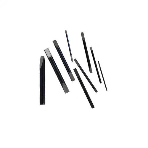 Replacement Set Screw Type Miniature Straight Blade Screwdriver Blade