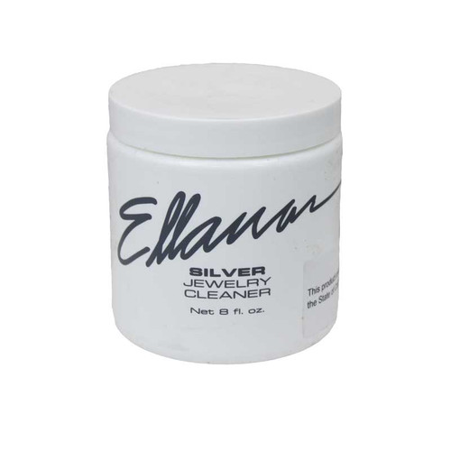 8 oz Ellanar silver jewelry cleaner