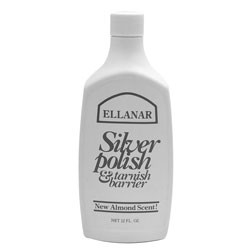 12 oz. Ellanar Silver Polish and tarnish barrier