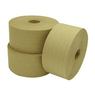 Reinforce brown mailing sealing tape in a 450 foot roll