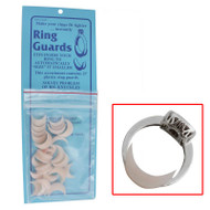 Wes-Gem plastic ring guards assortment pack