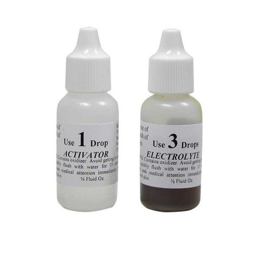 Replacement Chemical Kit for Mizar Gold Testers