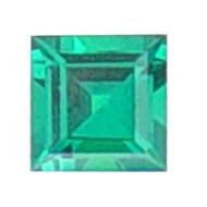 Square Lab Created Emerald