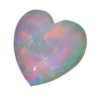 Heart Lab Created Opal