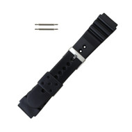 Rubber Watch Band 22 MM Sport Watch Band Fits Seiko & Pro Diver