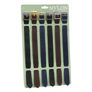 18MM assorted men's nylon watch bands
