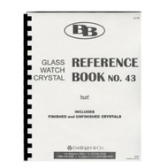 BB watch crystal replacement catalog