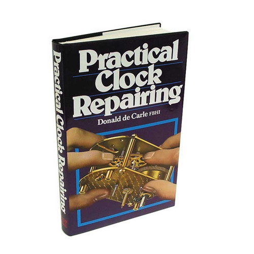 Practical Clock Reparing Book