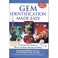 Gem Identification Made Easy - New 5th Edition Updated & Expanded