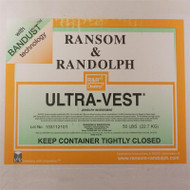 ULTRA-VEST Dust Free Investment for Jewelry Lost Wax Casting by Ransom & Randolph (25lb or 50lb)