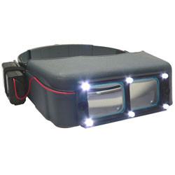 OptiVISOR LED visor lighting system