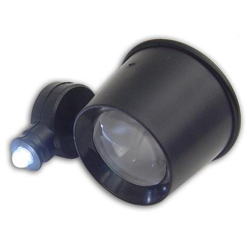10x power LED lighted jewelery loupe