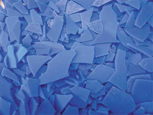 Injection wax flakes with highest flexibility for injecting into molds