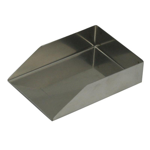 Square shape diamond shovel scoop pan