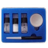 Luminova compound white glow in the dark paint kit
