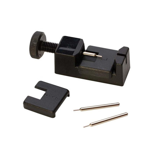 Watch band link pin remover
