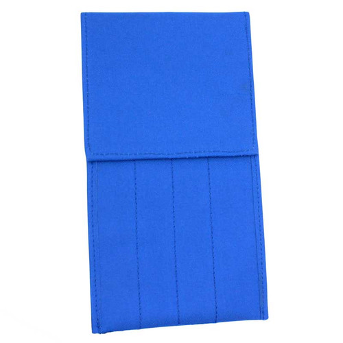 Canvas File Pouch For Hand Files and Needle Files