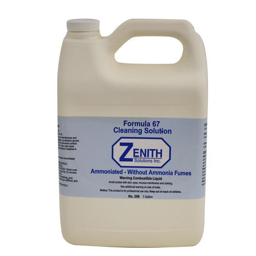 Zenith Formula 67 watch and clock cleaning solution