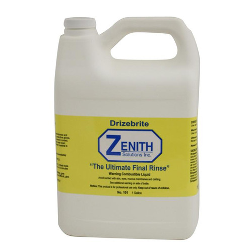 Zenith Drizebrite Final Rinse for Watches and Clocks