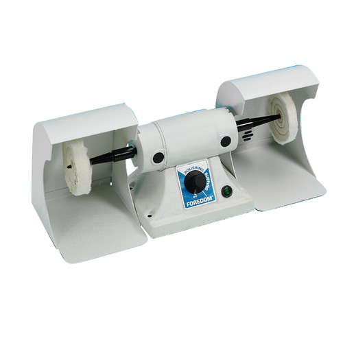 1/6 HP Foredom polisher with dust hoods